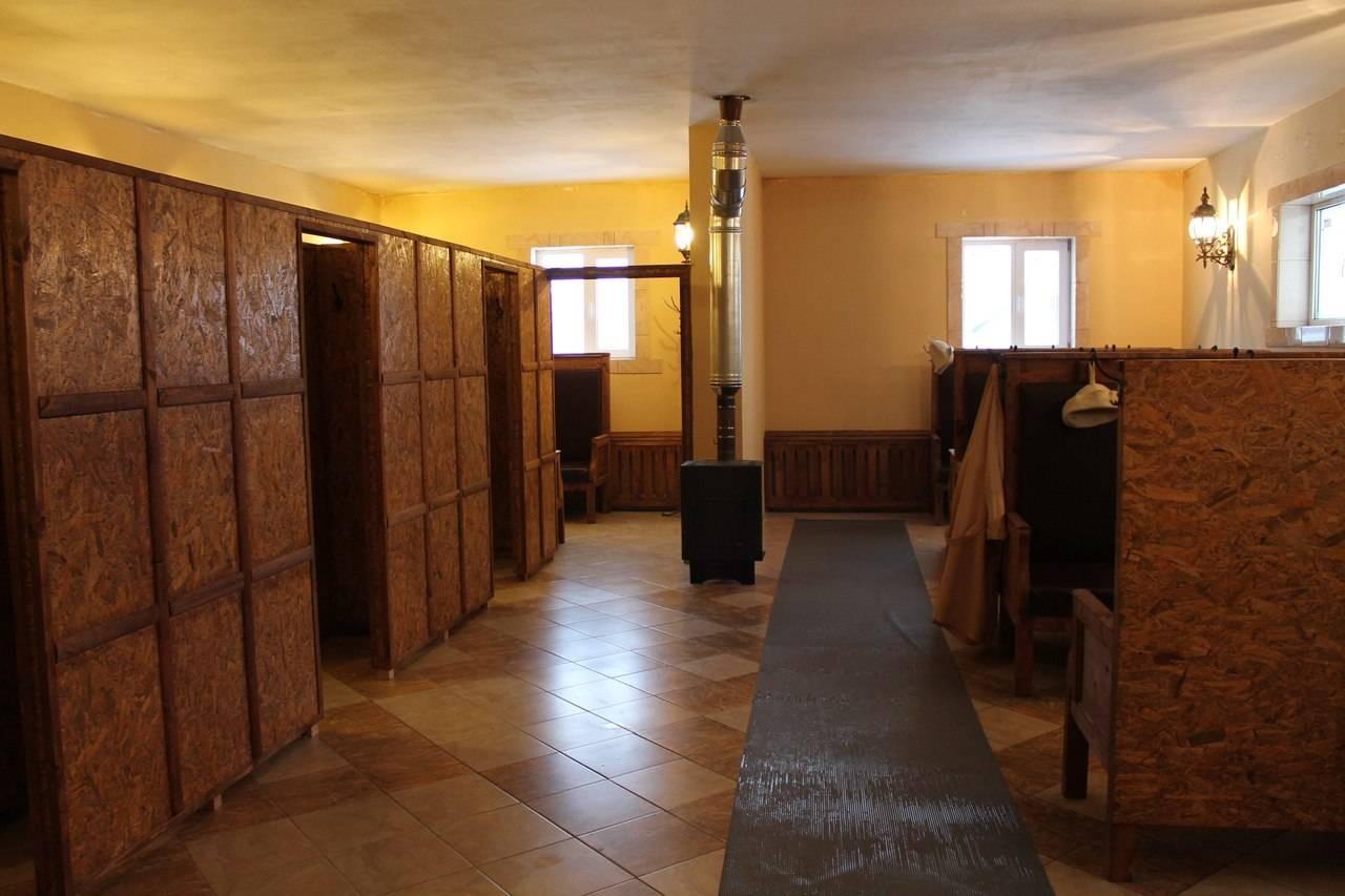 Общественная баня Пожидаева - №14