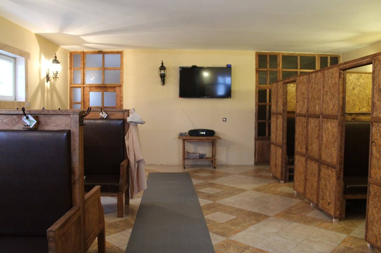 Общественная баня Пожидаева - №16