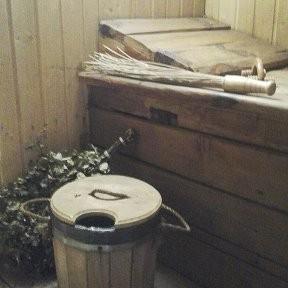 Банька на дровах на Ермолаевской - №1